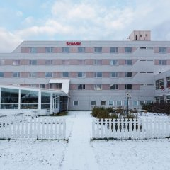Отель Scandic Kirkenes Норвегия, Киркенес - отзывы, цены и фото номеров - забронировать отель Scandic Kirkenes онлайн пляж