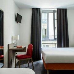 Отель Hôtel Beaurepaire (Paris - République) Франция, Париж - 1 отзыв об отеле, цены и фото номеров - забронировать отель Hôtel Beaurepaire (Paris - République) онлайн комната для гостей фото 4