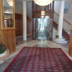 Отель Park Central Болгария, Сливен - отзывы, цены и фото номеров - забронировать отель Park Central онлайн интерьер отеля