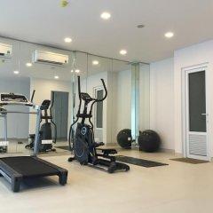 Отель Glenwood Suites фитнесс-зал фото 2