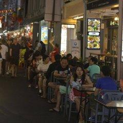 Royal Hostel Сингапур гостиничный бар