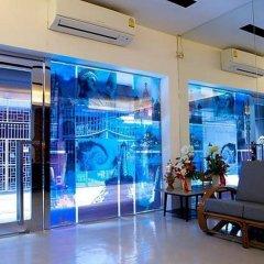 Отель At One Service интерьер отеля