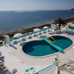 Отель Santos Ibiza Suites пляж