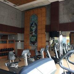 Отель The Aiyapura Bangkok фитнесс-зал