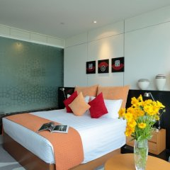 Gathering Hotel комната для гостей фото 5
