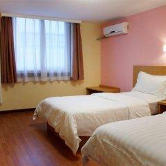 Отель Zhong An Inn An Ding Men Hotel Китай, Пекин - 8 отзывов об отеле, цены и фото номеров - забронировать отель Zhong An Inn An Ding Men Hotel онлайн комната для гостей фото 3