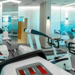 Отель Estudios RH Vinaros фитнесс-зал
