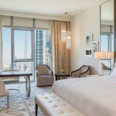 Отель Hilton Dubai Al Habtoor City комната для гостей фото 2