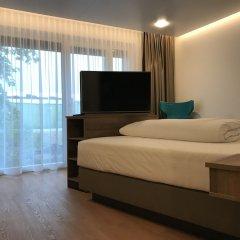 Отель Westside Hotel garni Германия, Мюнхен - отзывы, цены и фото номеров - забронировать отель Westside Hotel garni онлайн комната для гостей фото 2