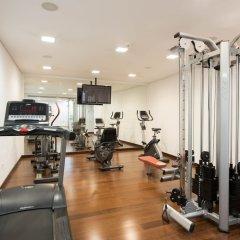 Hotel Carris Porto Ribeira фитнесс-зал фото 2