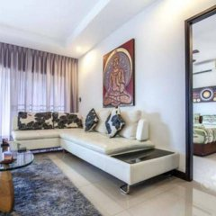 Отель Nok Sawan Villa by Jetta комната для гостей фото 5