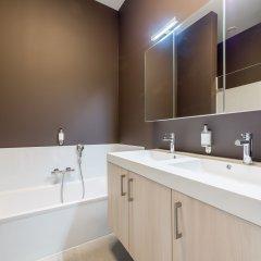 Отель Smartflats Design - Schuman Брюссель ванная