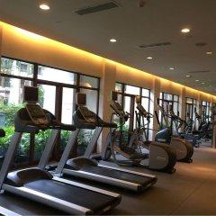 Отель Le Meridien Xiamen Китай, Сямынь - отзывы, цены и фото номеров - забронировать отель Le Meridien Xiamen онлайн фитнесс-зал