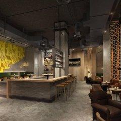 Отель Rove Downtown Dubai гостиничный бар