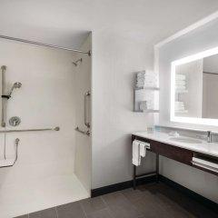 Отель Hampton Inn Brooklyn Park, MN США, Бруклин-Парк - отзывы, цены и фото номеров - забронировать отель Hampton Inn Brooklyn Park, MN онлайн ванная фото 2