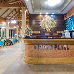 Patong Pearl Hotel интерьер отеля фото 3