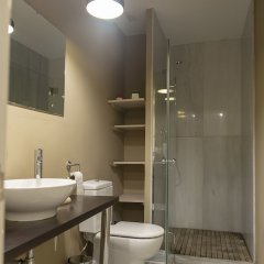 Отель Carrera Luxury Olympia ванная фото 2