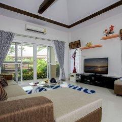 Отель Thammachat P3 Vints No 130 3 Beds комната для гостей фото 2