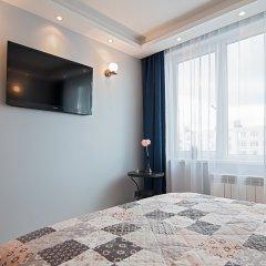 Апартаменты 4You Piter OnE Apartments Санкт-Петербург комната для гостей фото 2