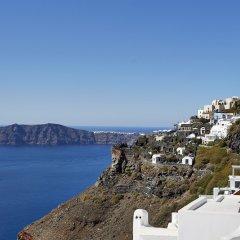 Отель Gitsa Cliff Luxury Villa Греция, Остров Санторини - отзывы, цены и фото номеров - забронировать отель Gitsa Cliff Luxury Villa онлайн пляж фото 2