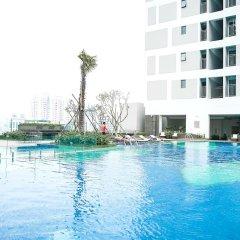 Отель The Moment бассейн фото 3
