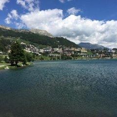 Отель Waldhaus am See Швейцария, Санкт-Мориц - отзывы, цены и фото номеров - забронировать отель Waldhaus am See онлайн приотельная территория фото 2