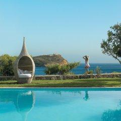 Отель Cape Sounio, Grecotel Exclusive Resort бассейн фото 2