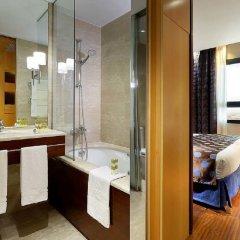 Отель Eurostars Gran Valencia Испания, Валенсия - 2 отзыва об отеле, цены и фото номеров - забронировать отель Eurostars Gran Valencia онлайн ванная
