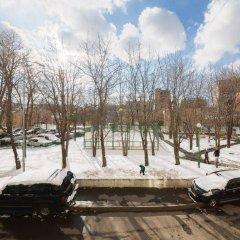 Апартаменты LikeHome Апартаменты Полянка спортивное сооружение