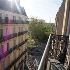 Отель Elysa Luxembourg Париж балкон