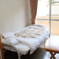 Отель Sharely Style Hakata Фукуока комната для гостей