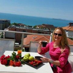Hotel Kotva 3 Свети Влас балкон