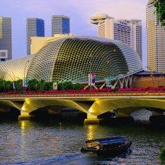 Отель The St. Regis Singapore фото 3