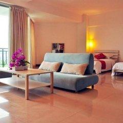 Апартаменты Meteyo Holiday Apartment - Sanya комната для гостей фото 4