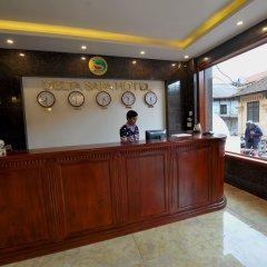 Sapa Sunflower Hotel интерьер отеля фото 2