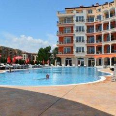 Отель Avenue Болгария, Солнечный берег - отзывы, цены и фото номеров - забронировать отель Avenue онлайн бассейн