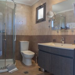 Messonghi Beach Hotel Сивота ванная