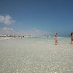 Отель Seabel Rym Beach Djerba Тунис, Мидун - отзывы, цены и фото номеров - забронировать отель Seabel Rym Beach Djerba онлайн пляж