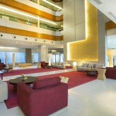 Hotel Nuevo Madrid интерьер отеля