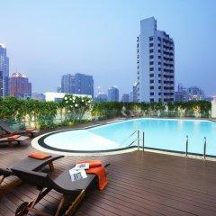 Отель Lohas Residences Sukhumvit Бангкок бассейн