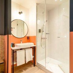 Отель ibis Styles Wien Messe Prater Австрия, Вена - отзывы, цены и фото номеров - забронировать отель ibis Styles Wien Messe Prater онлайн ванная
