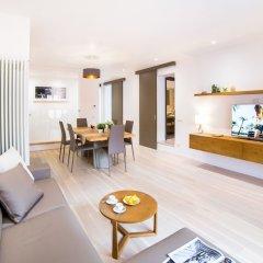 Отель Rent In Rome - Valentino Luxury Италия, Рим - отзывы, цены и фото номеров - забронировать отель Rent In Rome - Valentino Luxury онлайн комната для гостей фото 5