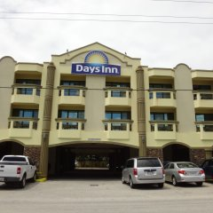 Отель Days Inn Guam-tamuning Тамунинг парковка