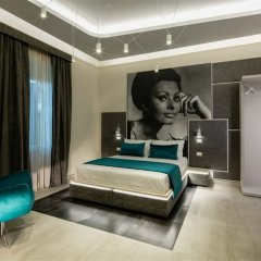 Отель Suite Veneto deluxe Италия, Рим - отзывы, цены и фото номеров - забронировать отель Suite Veneto deluxe онлайн комната для гостей фото 5