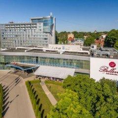 Отель Bellevue Park Riga Рига