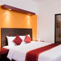 Отель All Seasons Naiharn Phuket 3* Стандартный номер с различными типами кроватей фото 5