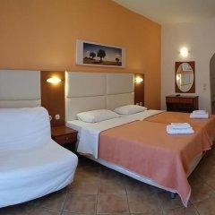 Отель Aloni Hotel Греция, Пефкохори - отзывы, цены и фото номеров - забронировать отель Aloni Hotel онлайн комната для гостей фото 5