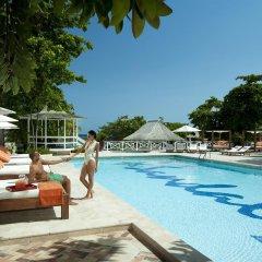 Отель Sandals Montego Bay - All Inclusive - Couples Only Ямайка, Монтего-Бей - отзывы, цены и фото номеров - забронировать отель Sandals Montego Bay - All Inclusive - Couples Only онлайн бассейн фото 2