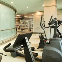 Отель Grand Metropark Xi'an фитнесс-зал фото 2