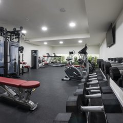 Отель Tarraco Park Tarragona фитнесс-зал фото 3